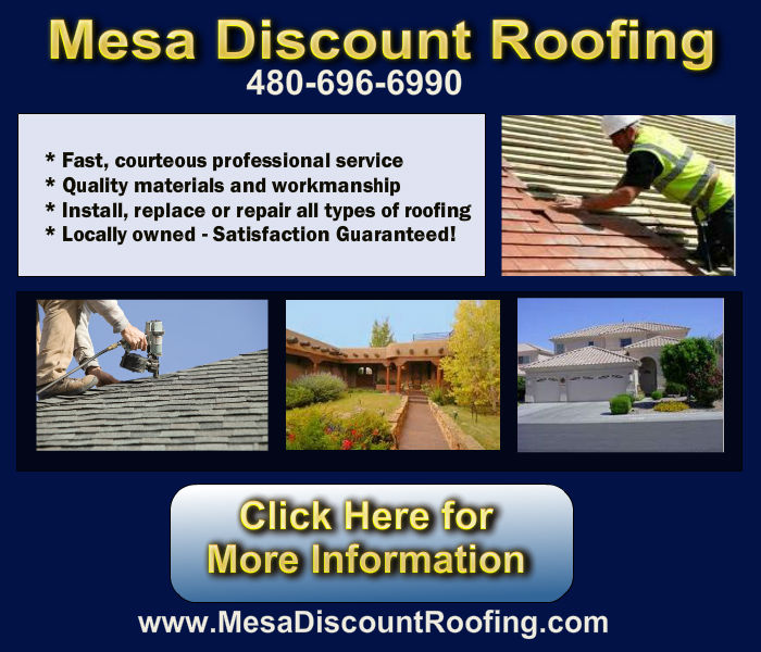 Mesa Discount Roofing